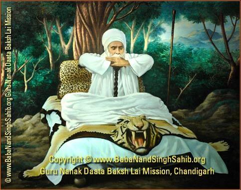 Baba Nand Singh Jee