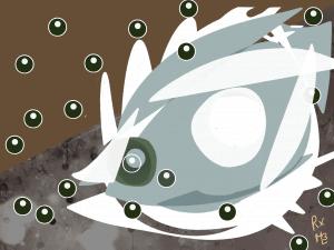 The fish needs water