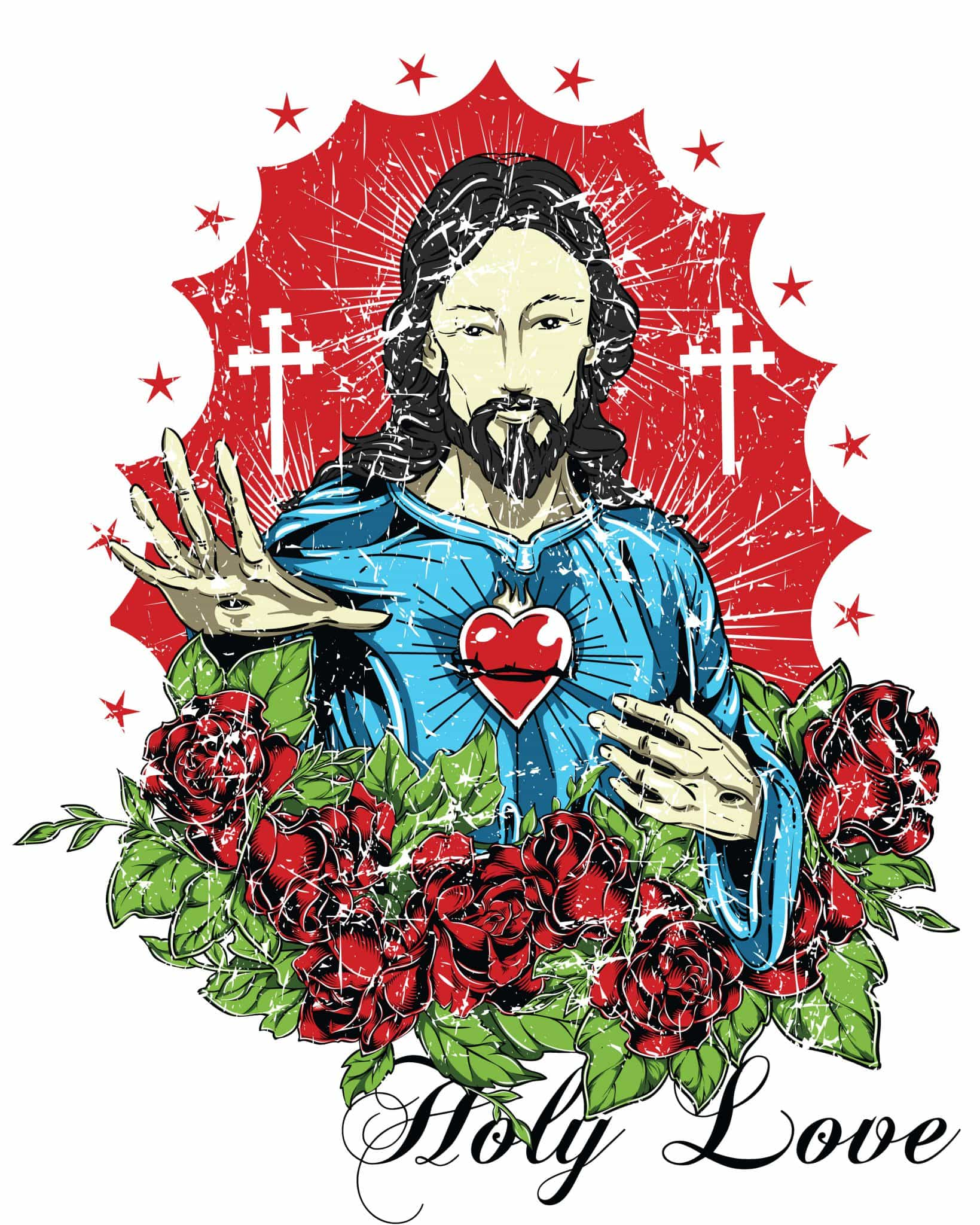 Sacred Heart of Lord Jesus