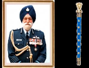 Marshal of Air Force ARJUN SINGH is a living legend .