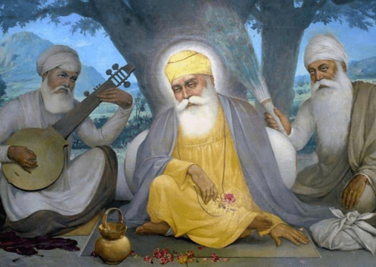 Sat Guru Nanak