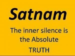 Satnaam
