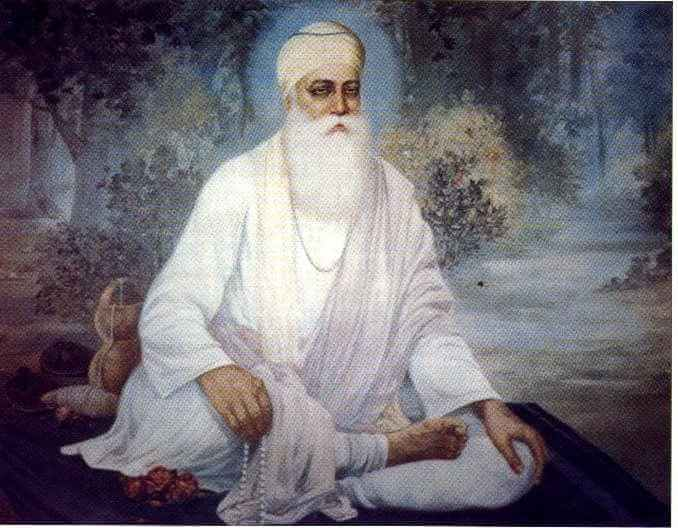 Sat Guru Nanak Jee
