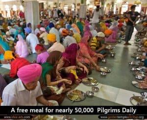 Khalsa meals