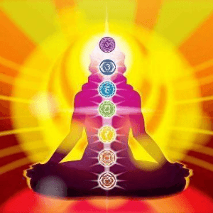 IMAGINARY CHAKRAS EXCEPT CROWN CHAKRA