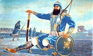 Emperor Bahadur Shah