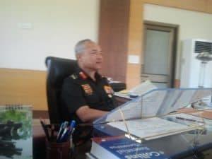 Lt General KH Singh