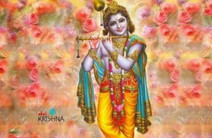 Blessings of Lord Krishna
