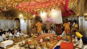 Guru Granth Sahib ( Holy sikh sripture) LIVING GURU NANAK