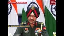 Lieutenant General Ranbir Singh, AVSM & Bar, YSM, SM