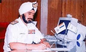 Vice Admiral Harinder Singh