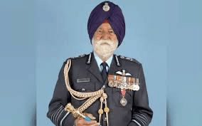 Air Chief Marshal Birender Singh Dhanoa